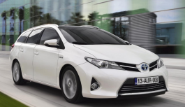 Toyota Corolla Touring Sports в кузове универсал
